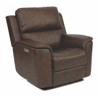 See Details - Henry Power Recliner with Power Headrest and Lumbar