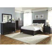 View Product - King Storage Bed, Dresser & Mirror, NS