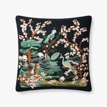 P6017 RP Black / Multi Pillow