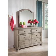 Lettner Youth Bedroom Mirror