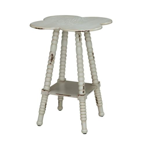 Product Image - Clover Shaped Accent Table