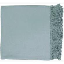 See Details - Throw - Sea Foam