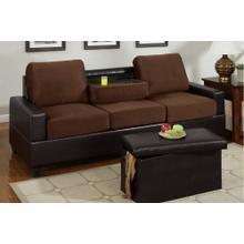 View Product - 3-seat Sofa W/ Console