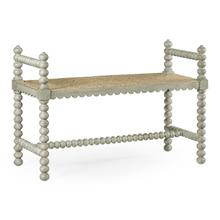See Details - Bellingham Country Grey Single Bench