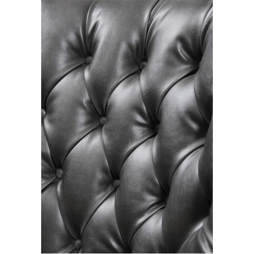 Capone Sofa, Charcoal Gray U3545-00-03