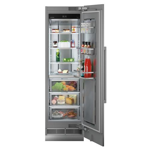 """Liebherr - 24"""" Refrigerator with BioFresh for integrated use"""