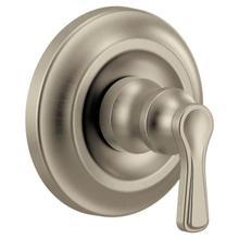 Colinet brushed nickel m-core transfer m-core transfer valve trim