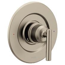 Gibson brushed nickel posi-temp® valve trim