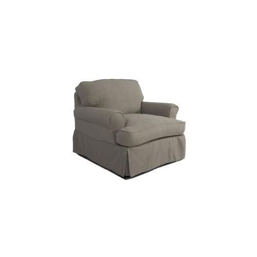 Horizon Slipcovered Chair - Color: 220591