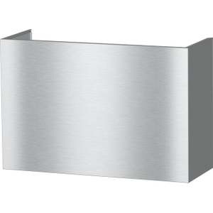 MieleDRDC 3624 - Duct Cover Chimney for concealing the ducting and adjusting the height to the wall unit.