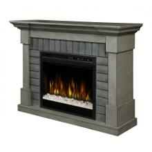 Royce Mantel Electric Fireplace
