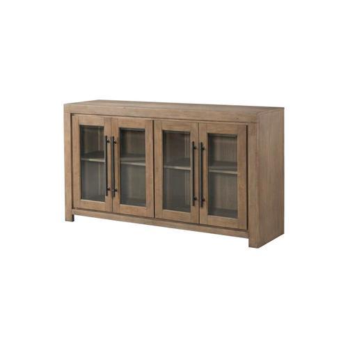 Gallery - 5054 Urban Swag Display Storage Cabinet