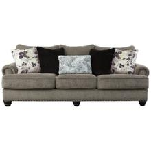 Sembler Sofa in Cobblestone Gray with Nail Heads Model 2340238 by Ashley
