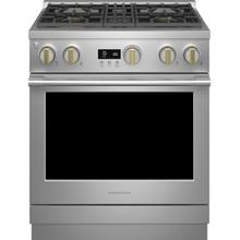 "Monogram 30"" All Gas Professional Range with 4 Burners (Natural Gas) - Coming Spring 2021"