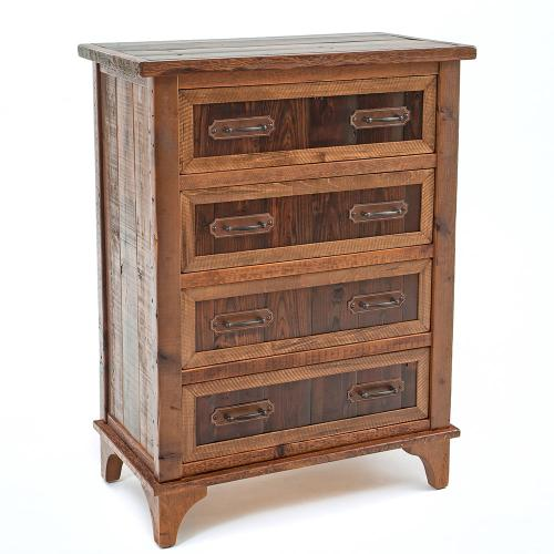 Green Gables Furniture - Pagosa Springs - 4 Drawer Upright Dresser