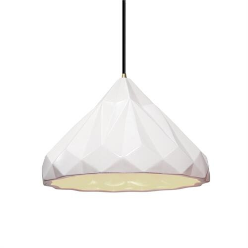 Geometric 1-Light Pendant