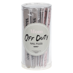 Mom Off Duty Nail Files (36 pc. ppk.)