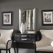 Stuart Silver Mirror Product Image