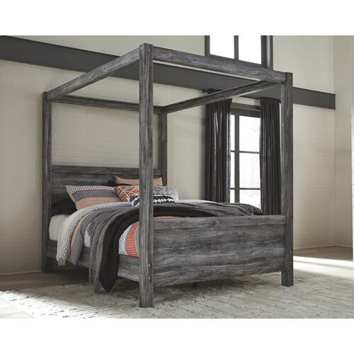 Baystorm Queen Poster Bed