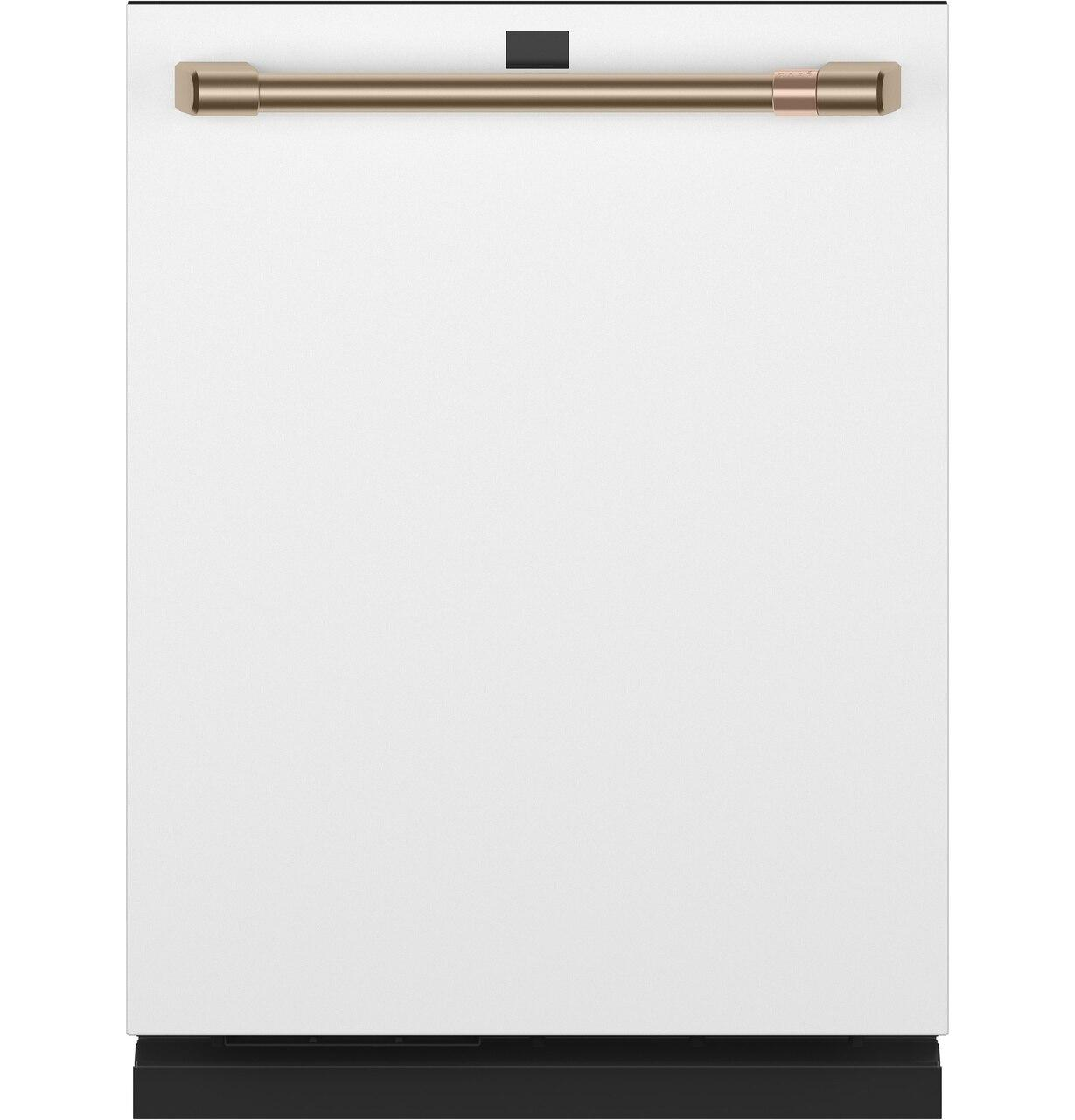 CafeSmart Stainless Steel Interior Dishwasher With Sanitize And Ultra Wash & Dual Convection Ultra Dry
