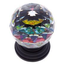 Oil Rubbed Bronze 50 mm Round Prism Knob