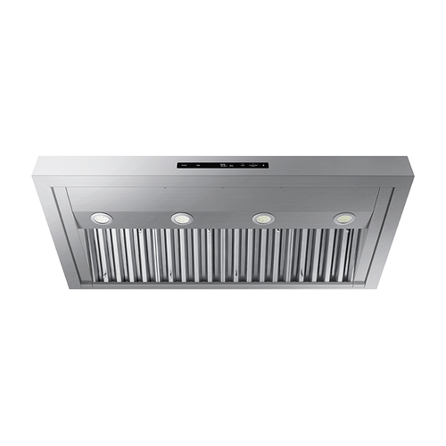 "36"" Wall Hood, Silver Stainless Steel"