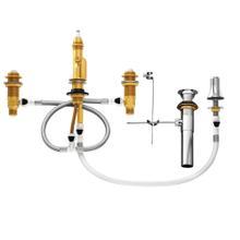 "Moen Bidet valve 8"" - 16"" center 1/2"" IPS connection"