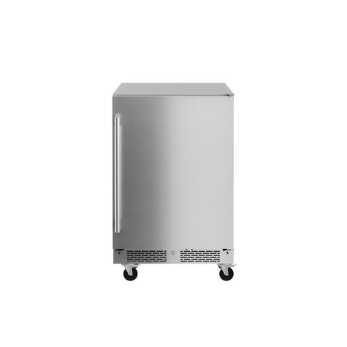 "24"" Outdoor Single Zone Beverage Cooler"