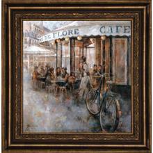 Cafe De Flore By Noemi Martin