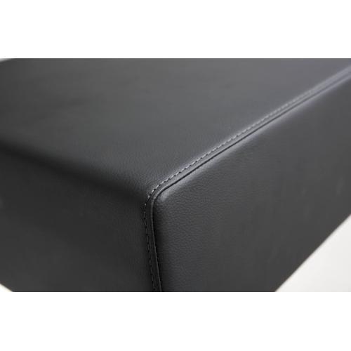 Tov Furniture - Seville Black Steel Barstool