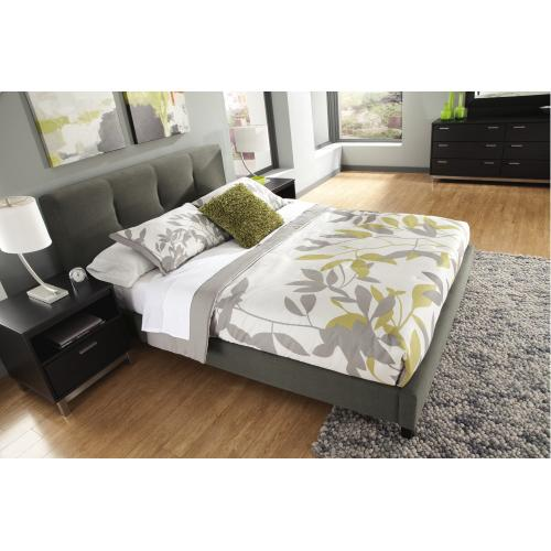 Masterton King Upholstered Bed