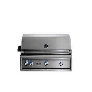 """Lynx36"""" Lynx Professional All Trident™ Built In Grill Rotisserie, NG"""
