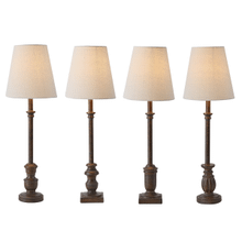 Espresso Buffet Lamp. 40W Max. (4 pc. ppk.)