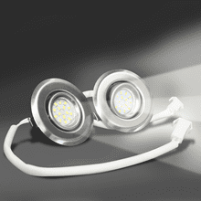 Set of Two(2) 3 Watt - LED Lights