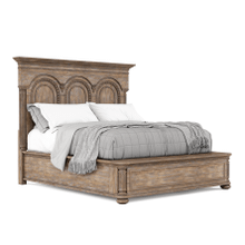 See Details - Architrave Queen Panel Bed