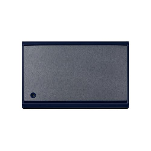 "Samsung - 40"" Class Serif 4K UHD TV (Dark Blue)"