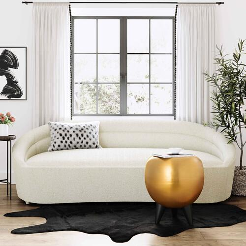 Tov Furniture - Ellison Boucle Sofa