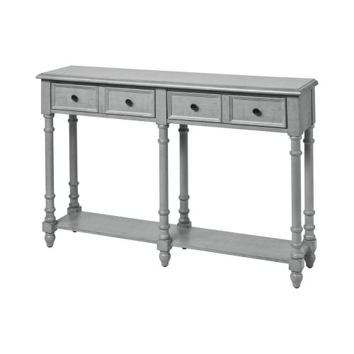 Hager Console Table In Grey