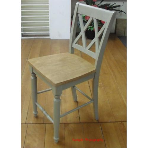 Liberty Furniture Industries - Double X Back Counter Chair (RTA)
