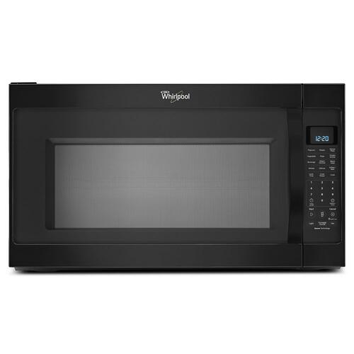 Whirlpool - 2.0 cu. ft. Capacity Steam Microwave With CleanRelease® Non-Stick Interior