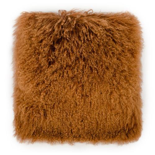 Tov Furniture - Tibetan Sheep Copper Large Pillow
