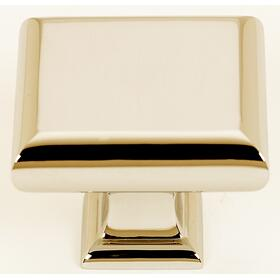Manhattan Knob A310-45 - Polished Brass