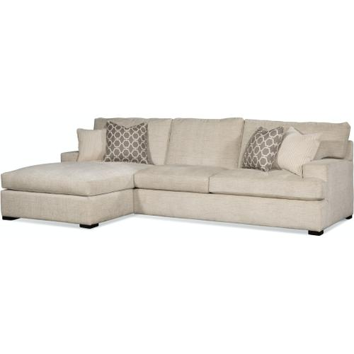 Braxton Culler Inc - Cambria 2-Piece Chaise Sectional