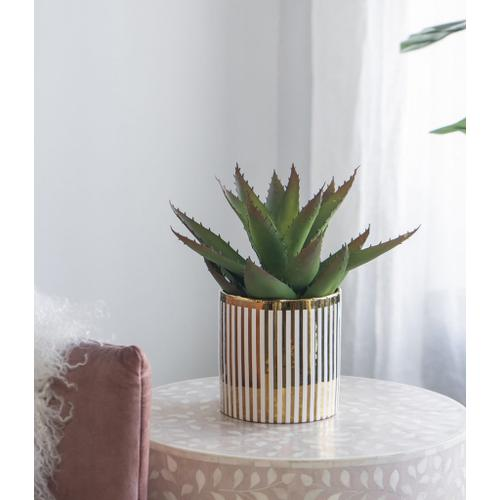 Herringbone Planter