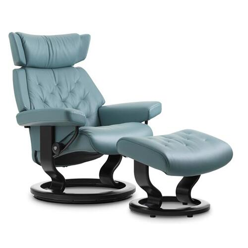 Stressless By Ekornes - Stressless Skyline (S) Classic chair