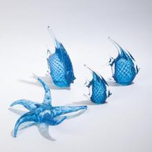 Angelfish-Cobalt Bubbles-Lg
