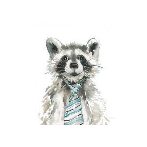 Cute Critter Raccoon By Carol Robinson