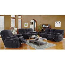 Ramsey Steel Gray Reclining Set, M6014N