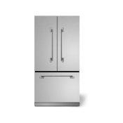"AGA Elise 36"" French Door Refrigerator, Stainless Steel"