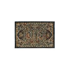 Spice Market Alcantara Saphire Rectangle 2ft x 3ft